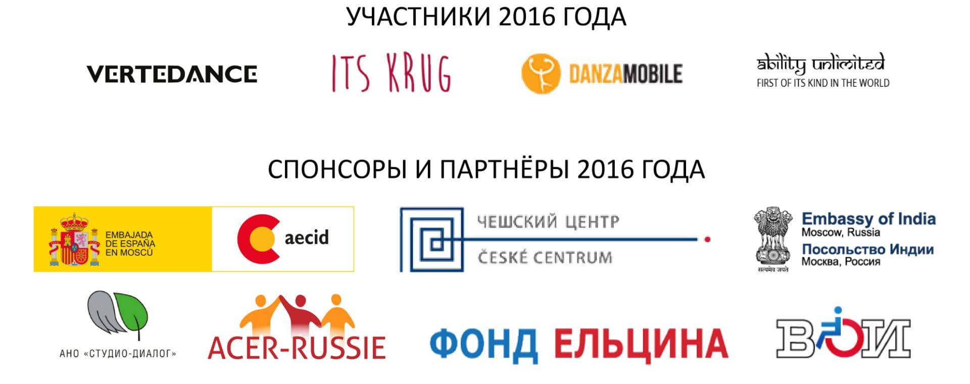 Организаторы, спонсоры и партнеры фестиваля Протеатр 2015